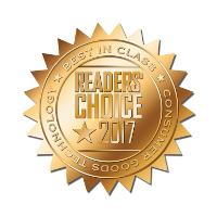 Readers choice 2017