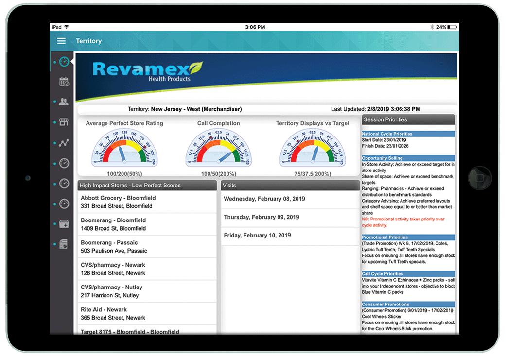 Monitor Measure Optimize field performance
