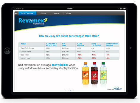 Get faster decisions and close more opportunities using our in-store selling tools