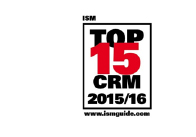 Top 15 CRM by ISM