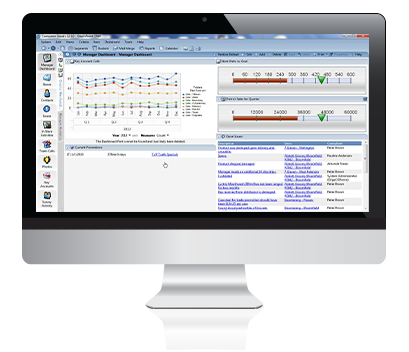 Manage your field force with real time data using our Consumer Goods Mobile CRM and Sales Force Automation solutions